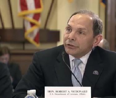 Veterans Affairs Secretary Robert McDonald- Imperial Attitude About VA Failures, Video