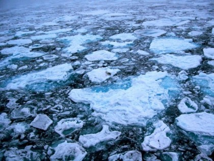 Arctic Sea Ice Is The Same Thickness?