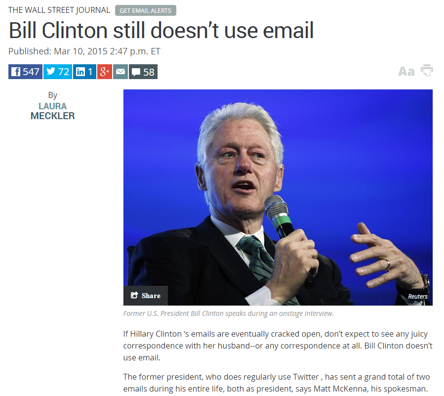 BillClintonNoEmail