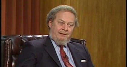 Judge Bork — A Prophet On Marriage