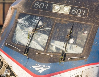 The Amtrak Crash Possibility Of A Terror Attack