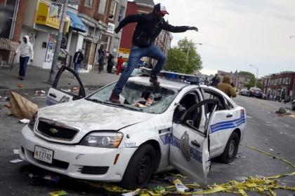Murders, Surge In Baltimore