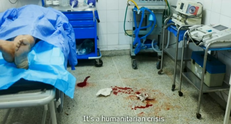 VenezuellaHospitalShambles