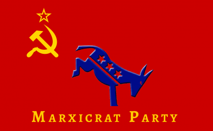 Image result for communists taking over democratic party