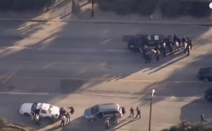 San Bernardino Attack Was Terrorist Attack By ISIS Supporters, FBI