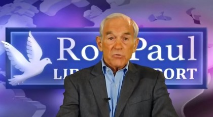 """Ron Paul, Why He Will Not Vote For Trump, """"Same As Clinton"""", Videos"""