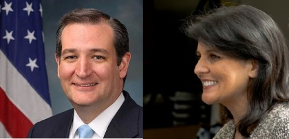 Governor Nikki Haley Endorses Ted Cruz