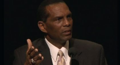 Former NFL Great Burgess Owens on How Democrats Breed Black Votes