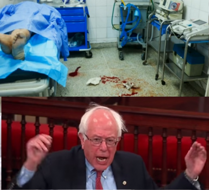 Bernie Sanders Gets His Way In Venezuela And The People Hate It, New Video