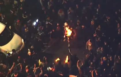 Do Democrat Rioters Prefer Rioting to Voting? Appears So