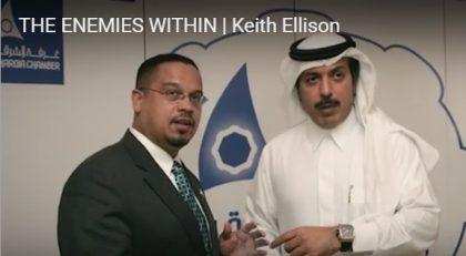 Keith Ellison, Presumed Democrat Chairman, Islamic Radical