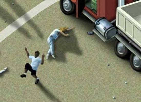 RegDennyRacistMobAttack LA Riots