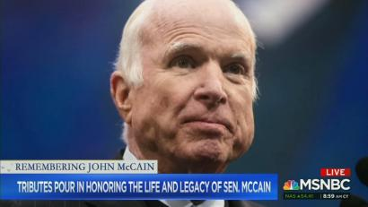 Media Loved McCain EXCEPT When He Got in Their Way