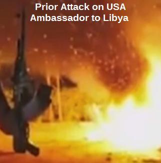 Benghazi military academy bombed following graduation ceremony