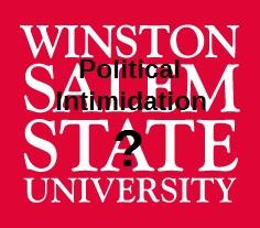 Winston-Salem State University Corruption Probe, Grade Falsification and Political Intimidation