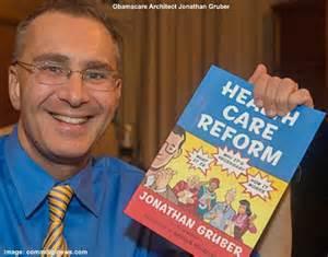 Jonathan Gruber Erased From DOJ Witness Lists on ACA Lawsuits