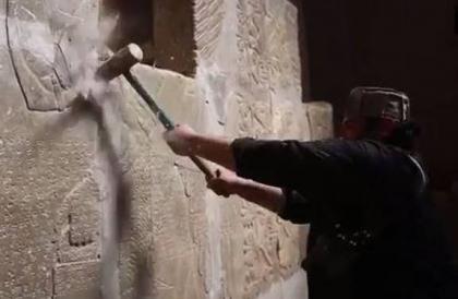 ISIS Destroys Ancient Iraqi City of Nimrud, Video