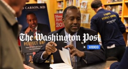 Washington Post Claims RNC In Panic Over Trump/Carson, Gets Everything Wrong, Draft Romney?