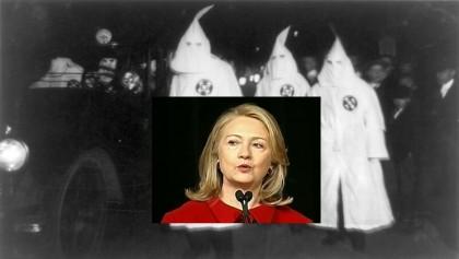 Ku Klux Klan Grand Dragon Endorses Hillary, Drops Trump, It Is Historic Norm