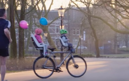 Science Fiction Or Real, Google Self Driving Bike